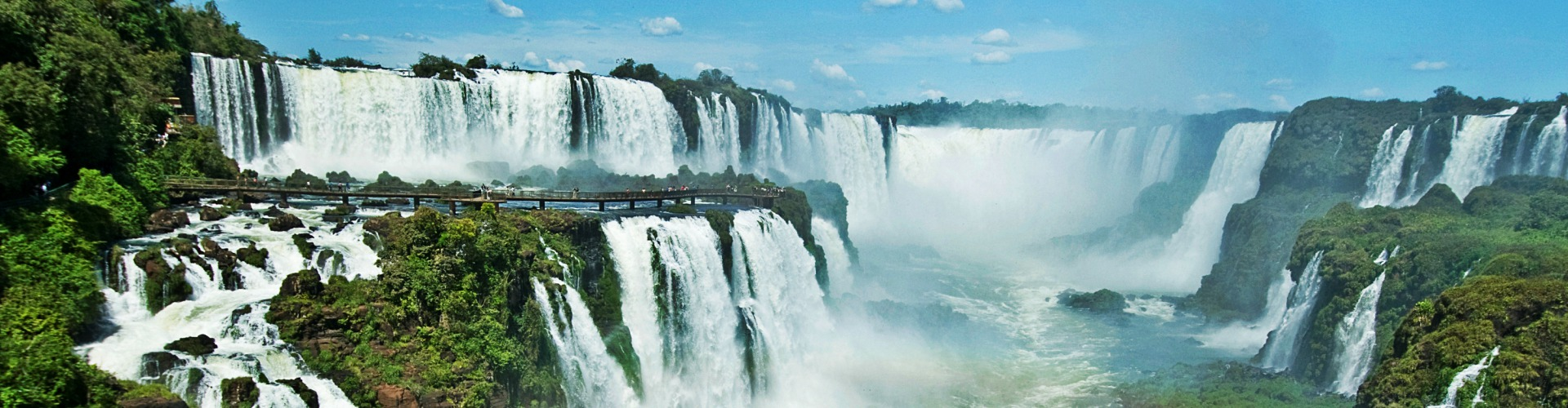 Cataratas do Igua�u Panor�mico